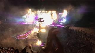 VIVA LA VIDA - Coldplay @ Milano, San Siro