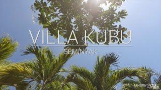 Villa Kubu Seminyak Bali Youtube