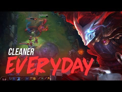 League Of Stylish #22 Unranked To Challenger Cleaner