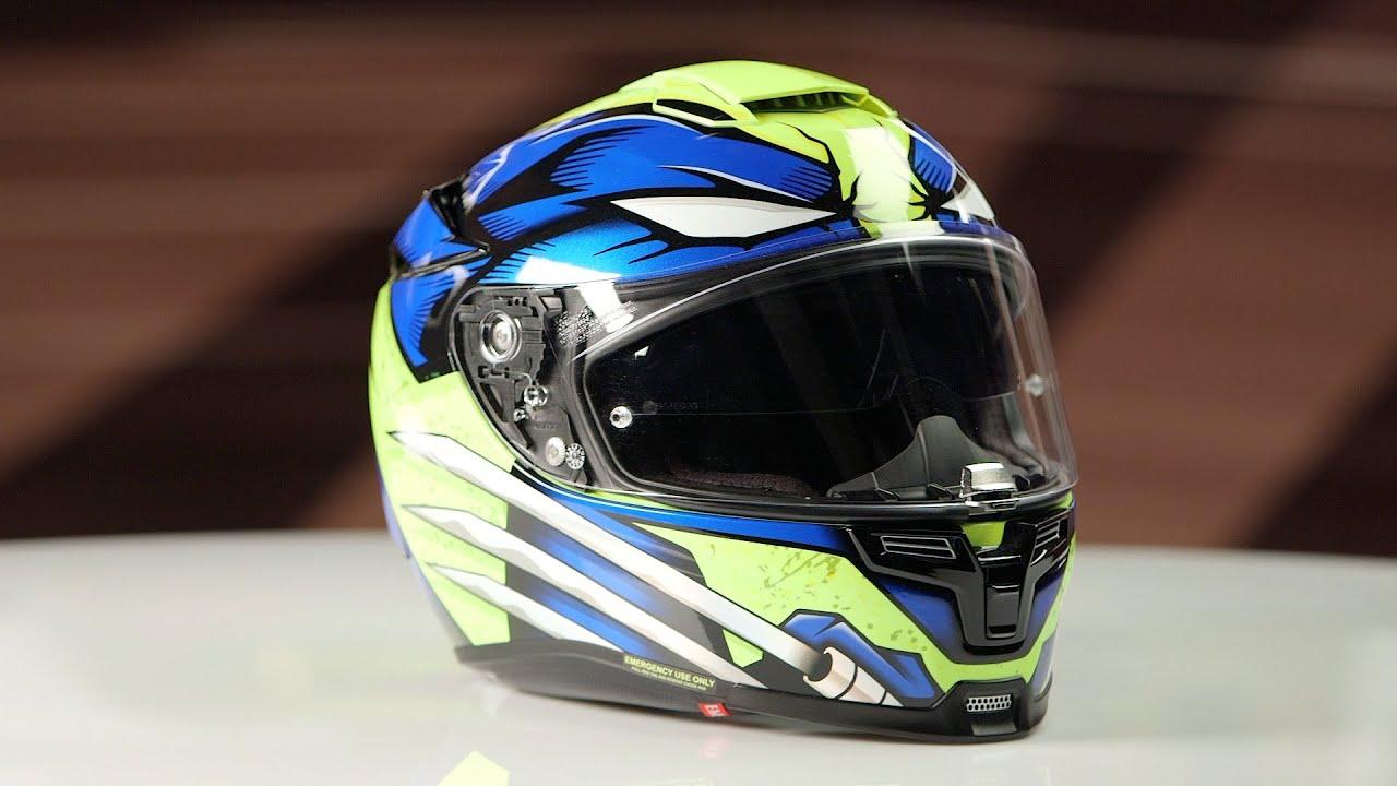 1c590248 HJC RPHA 70 ST Wolverine Helmet Review - YouTube