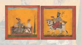 Ragamala: Painting from India - Raga Bhairav