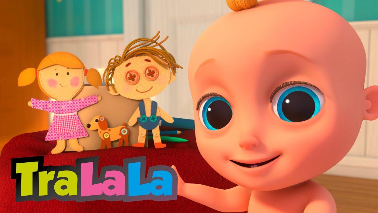Păpușa mea de carton - Cântece pentru copilași de la TraLaLa