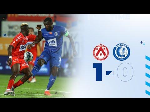 Kortrijk Gent Goals And Highlights