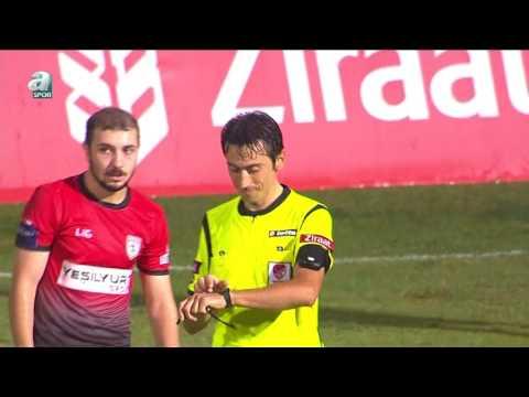 Samsunspor 4-5 Diyarbekirspor | Ziraat Türkiye Kupası 2. Tur  Maç Özeti 21.09.2016