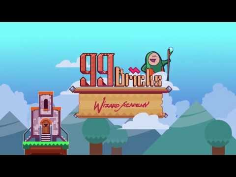 99 Bricks Wizard Academy Announcement Trailer