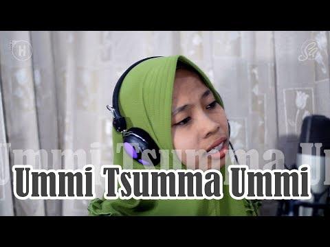 Ummi Tsumma Ummi ( Cover )   Nazila   #santrialbalagh