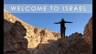 Welcome to Israel | Eilat 2018 (iPhone X & Canon 750d)