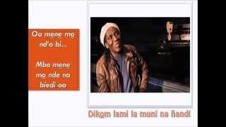 Richard BONA : Tè dikalo (lyrics duala - english - français)
