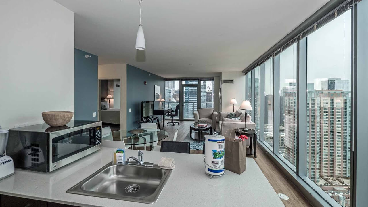 Furnished apartments at coast from suite home chicago for Furnished apartments