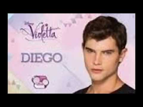 Violetta personnages saison 3 youtube - Violetta personnage ...