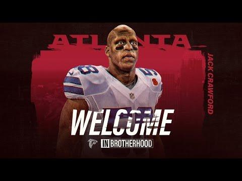 DE Jack Crawford joins the Brotherhood of Atlanta