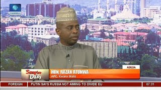NASS Clarifies Stance On Buhari's Impeachment Pt 2 | Sunrise Daily | thumbnail
