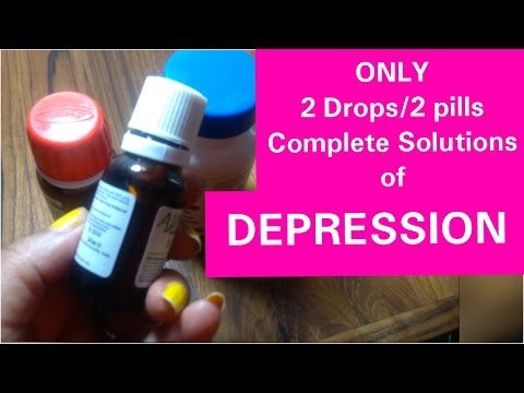 DEPRESSION Treatment at HOME, How to CURE Depression by yourself, Cure your DEPRESSION and ANXIETY