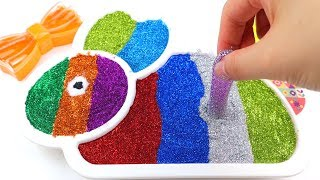 Rock-a-bye Baby | Mixing All My Slime Smoothie | Satisfying Slime | Relaxing Slime Videos