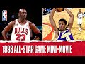 All-Access Rewind from the 1998 NBA All-Star Game