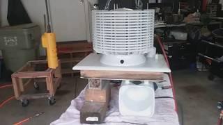 1928 DR-A2 Monitor Top Refrigerator Rewinding Repair