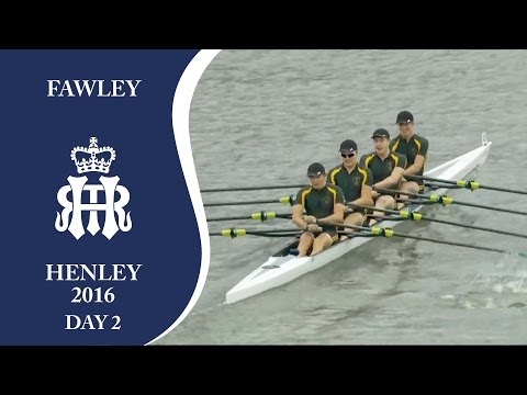 Maritime 'B' v Windsor Boys | Day 2 Henley 2016 | Fawley