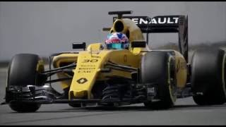 2016 Formula One R.S. 16 - Test drive Trailer | AutoMotoTV