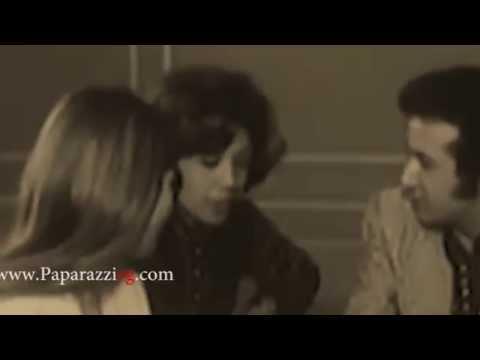 فيديو نادر خطوبة نور الشريف و بوسي  -  باباراتزي