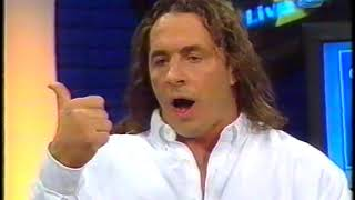 Off The Record with Bret Hart 1997