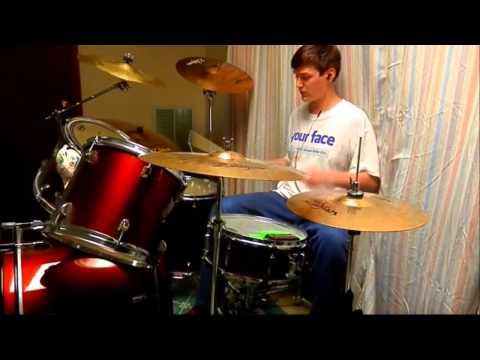 Chris Tomlin - Jesus Messiah (Drum Cover)