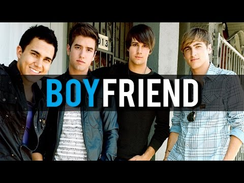 Big Time Rush ft. Snoop Dog - Boyfriend (Traducida al español) (Letra en inglés) HD
