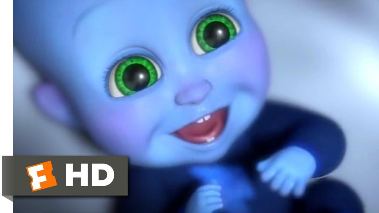 Download Megamind - Baby Megamind   Fandango Family