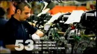 BBC News 24 88 second countdown into Breakfast - 2004