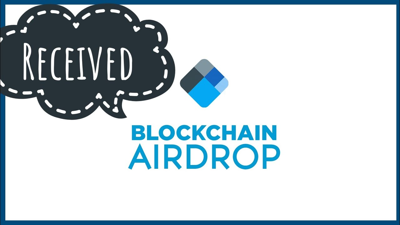 what is a cryptocurrency airdrop check your wallet