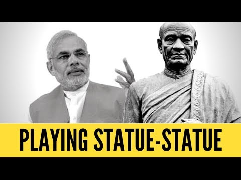 Sardar Patel & the statue-statue game! - Ep52 #TheDeshBhakt