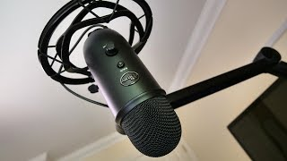 Best Boom Microphone for Twitch, Podcasts & Streaming | Blue Yeticaster