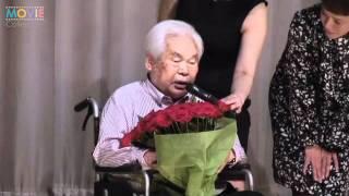 日本映画界最高齢、99歳の新藤兼人監督の渾身作『一枚のハガキ』が8月6...