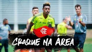 BRUNO HENRIQUE NA ÁREA! (26/01/2019)