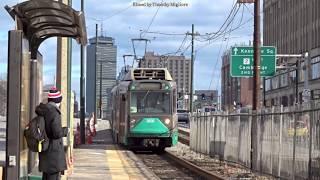 Transportation of Boston, USA 2018 (Such Diversity)!