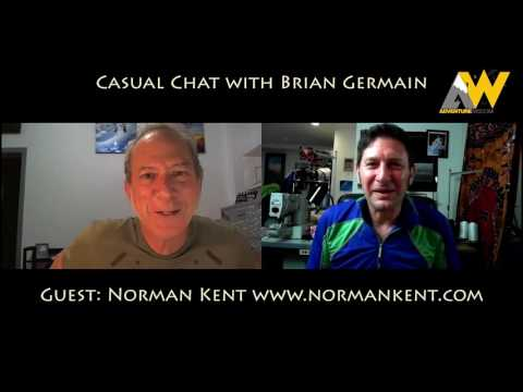 Casual Chat LIVE Ep 13 Norman Kent