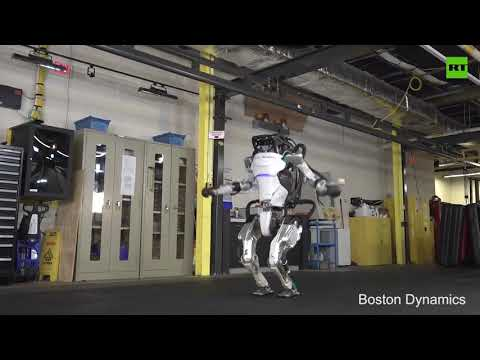 Robots now do gymnastics… will they destroy us all with style?