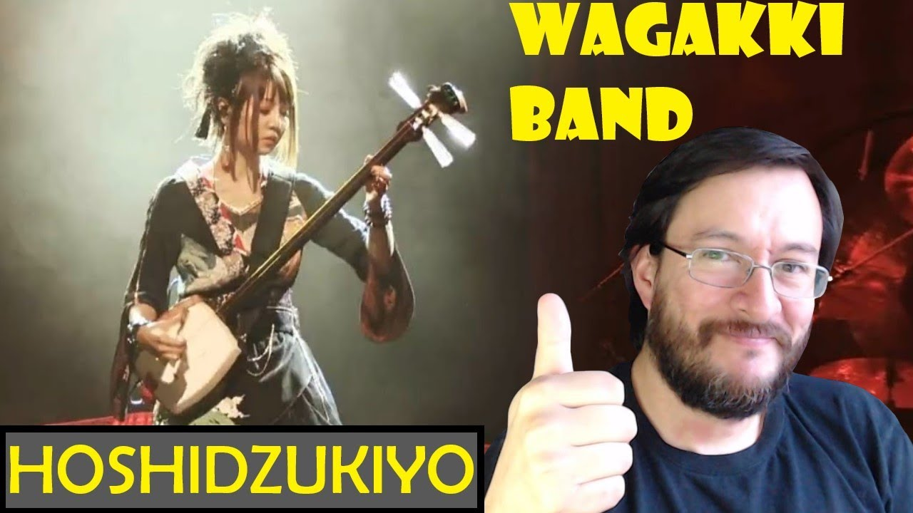 Wagakki Band | Hoshidzukiyo (en vivo) | REACCIÓN (reaction)