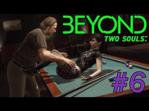 Beyond Two Souls Let's Play - Sexual Predator D:  #6