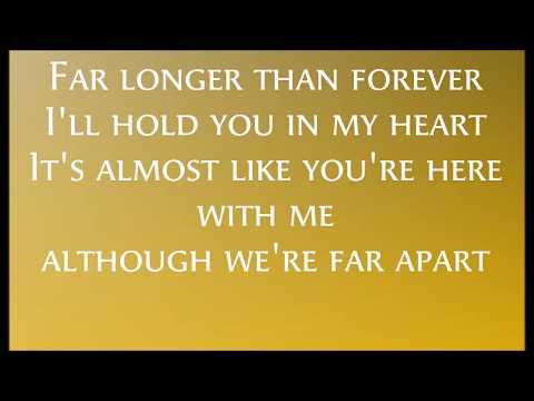 Far Longer Than Forever Lyrics
