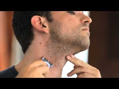Men S Grooming Taming The Neck Beard Youtube