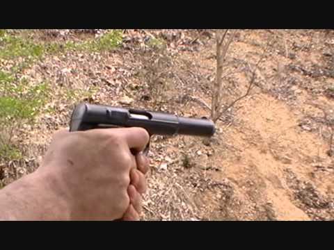 Astra 400, 9mm Largo shooting