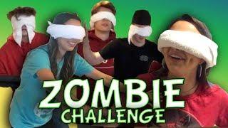 Zombie Challenge - Merrell Twins w/Harrison Webb, Ryan Abe & Anderson Webb thumbnail