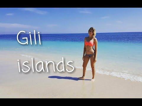 GILI ISLANDS   INDONESIA 2017   YI 4K