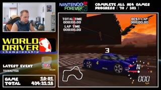 N64Ever / #70 - World Driver Championship - Part 1