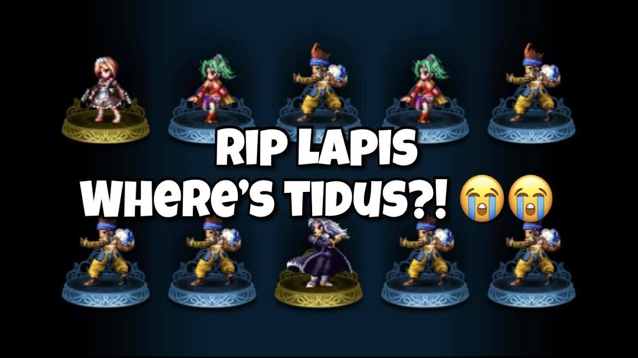 ffbe how to get lapis