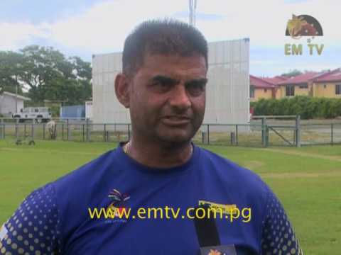 Hebou PNG Barramundis on break after returning from UAE