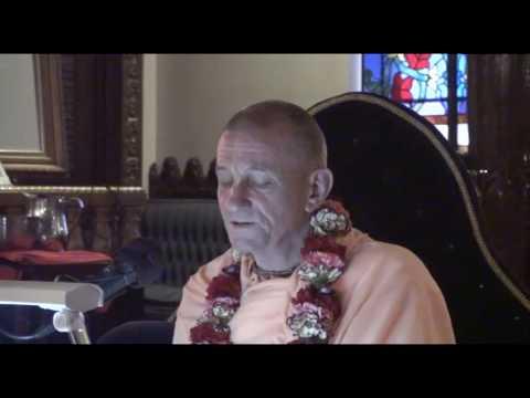 Lecture - Pankajangri Prabhu - SB 8.9.16-18 - Mohini Murti
