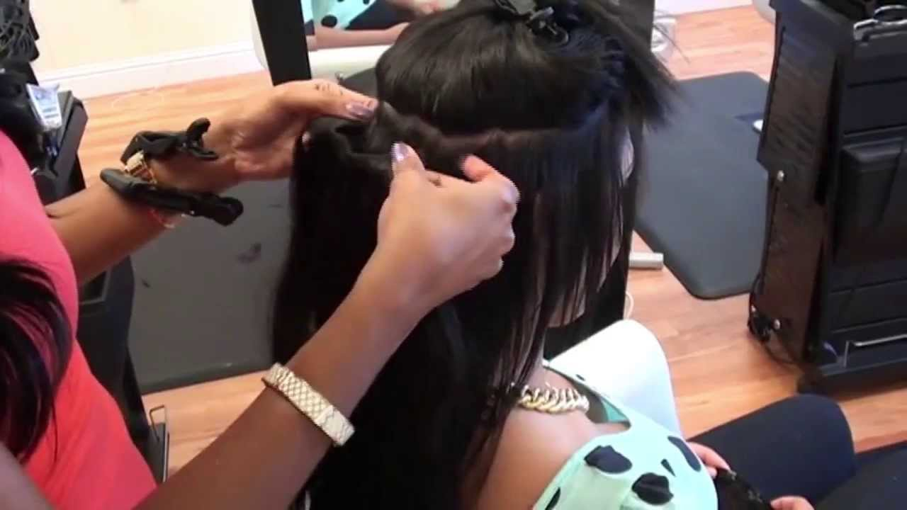 Indian Remy Clip In Hair Extensions International Hair Company
