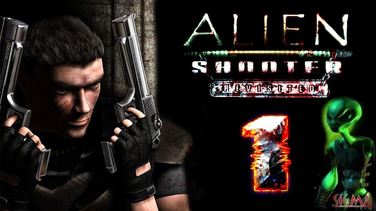Chơi game Alien Shooter 1, 2, 3 - Game hành động bắn súng - Campaign 1 và 2