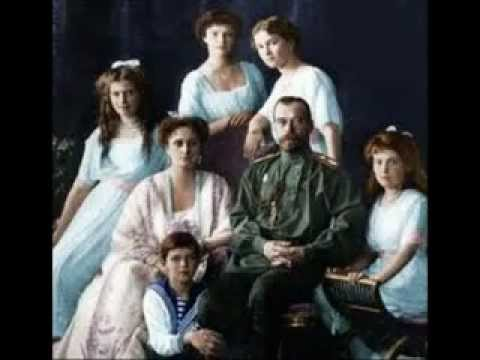 The Romanov Family:The last Royal Family of Russia